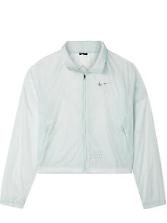 a25d7379e4 Nike Veste Raccourcie En Tissu Technique Run Division - Vert menthe