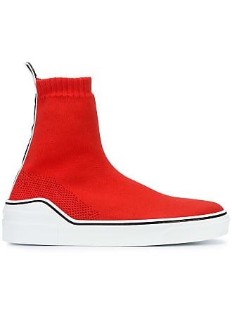 Givenchy ankle sock sneakers - Red