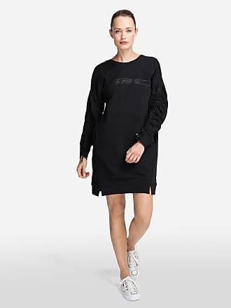 Karl Lagerfeld Logo Sweatshirt Dress