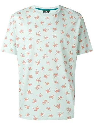 Paul Smith Camiseta com estampa - Verde