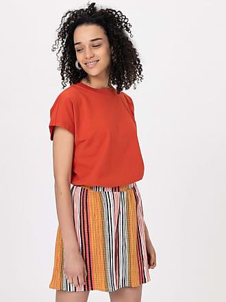 Kauf Dich Glücklich T-Shirt fiesta red