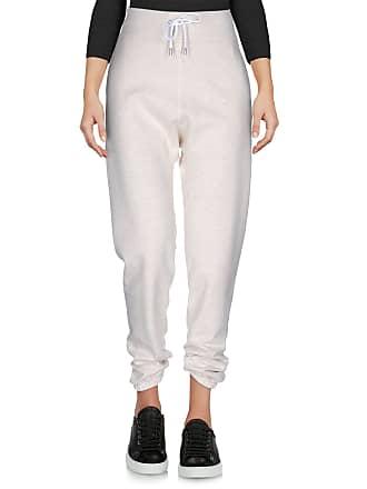 Pantalons De Jogging pour Femmes en Blanc   jusqu  à −71%  5f084ab34fd