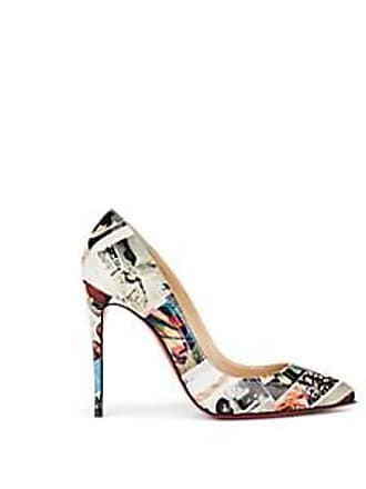 c42eea4af1fc Christian Louboutin Womens Pigalle Follies Patent Leather Pumps Size 8
