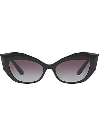 Dolce & Gabbana Eyewear cat-eye tinted sunglasses - Preto