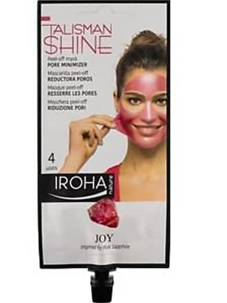 Iroha Nature Pflege Gesichtspflege Peel-Off Mask Pore Minimizer 4 Stk
