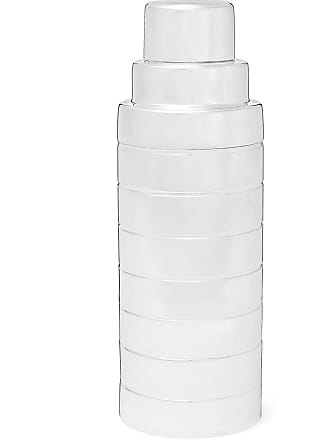 Ralph Lauren Home Montgomery Silver-tone Cocktail Shaker - Silver