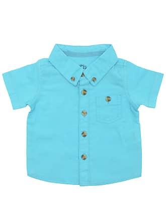 Tip Top Camisa Tip Top Bebê Menino Azul