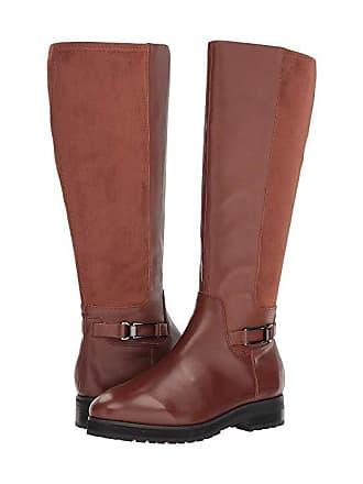f52e3d6b6123 Sudini Frida (Cognac Leather Suede) Womens Boots
