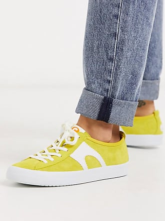 Camper Imar trainer in yellow suede