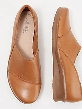 ee6931bef Clarks Collection Leather Slip-On Shoes - Hope Porter