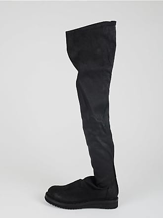 Rick Owens Stivali STOCKING CREEPER in Pelle taglia 35 f0fa2ffdd7c
