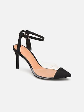 8f2e6e7d122adc Steve Madden DAMSEL - Sandalen für Damen   schwarz