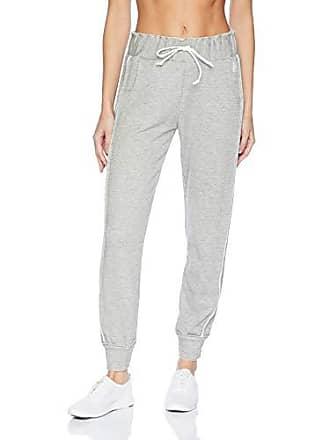 Maaji Womens Windy Solid Jogger Lounge Pant, Medium Gray