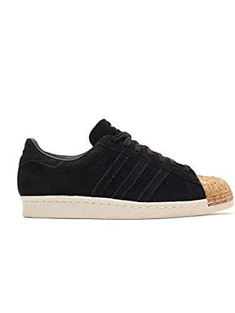 half off 028a3 7fe39 adidas Originals ADIDAS Superstar 80s Cork Damen Sneaker EU 40   UK 6.5  schwarz