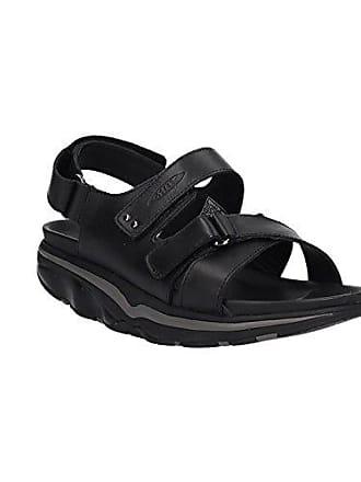Noir Plage Rocco Chaussures Homme 03n Mbt EU Piscine M de 43 PAqxgR