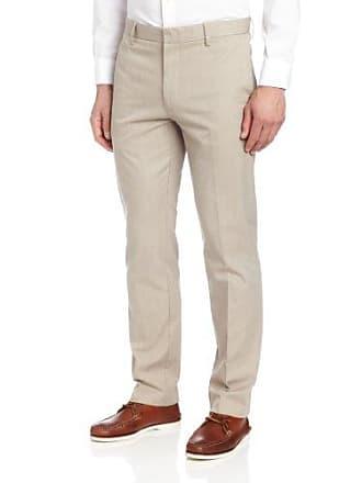 Dockers Mens City Khaki Slim Tapered Flat Front Pant, Doyle Crockery - discontinued, 34W x 34L