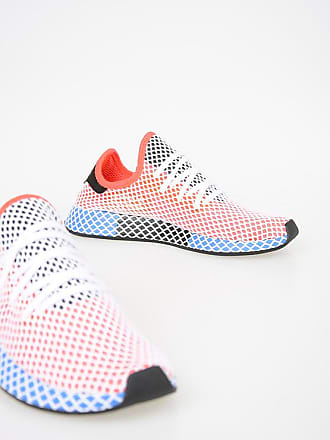 low priced 17255 28e94 adidas Fabric DEERUPT RUNNER Sneakers size 8