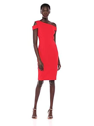 1ac54819911 Trina Turk Trina Trina Turk Womens Enchantment One Shoulder Cutout Dress
