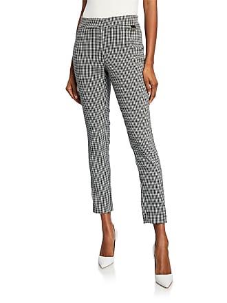 Iconic American Designer Slim Jacquard Pants