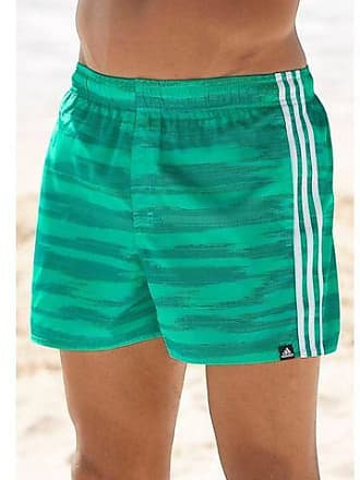adidas performance zwemshort in 3 strepen look