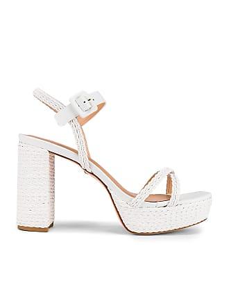 Raye Camilla Heel in White