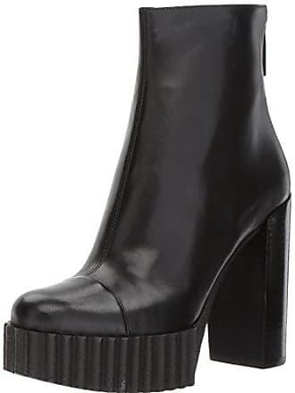 Kendall + Kylie Womens Cadence Fashion Boot, Black, 10 Medium US