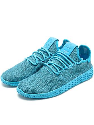 adidas Originals Tênis adidas Pharrell Williams Hu J Azul