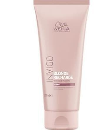 Wella Invigo Color Recharge Blond Recharge Color Refreshing Conditioner Warm Blonde 200 ml