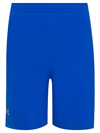 Under Armour SHORT MASCULINO LAUNCH SOLID - AZUL