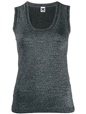 M Missoni knitted top - Azul