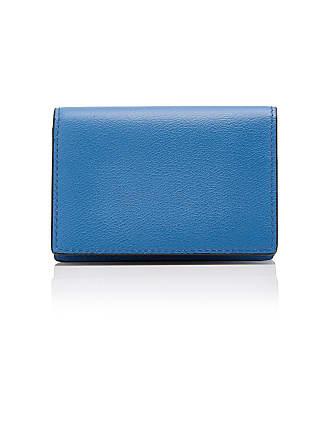 Smythson Grosvenor Folded Leather Card Case