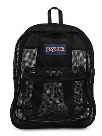 Jansport Mesh Pack Backpacks - Black