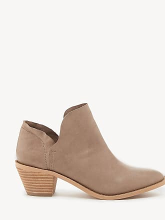 Kelsi Dagger Womens Kenmare Ankle Bootie Clove Size 9.5 Leather From Sole Society