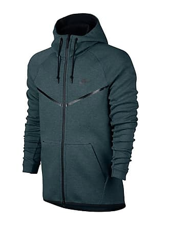 Nike Sweat à capuche Sportswear Tech Fleece Windrunner - 805144-328 76f5c36fcdb2