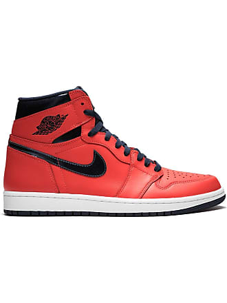 baskets Nike Retro Rouge Jordan 1 Air dwwrv