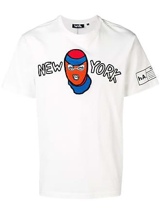 Haculla Camiseta New York robber - Branco