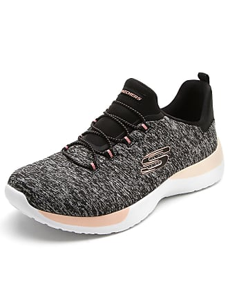 Skechers Tênis Skechers Dynamight Breakthrou Cinza