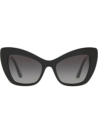 9385c031cf Dolce   Gabbana Eyewear cat-eye tinted sunglasses - Black
