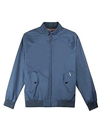 Ben Sherman Core Harrington, Blouson Homme, Bleu (Blue Shadow 119), Large 03531532a7c