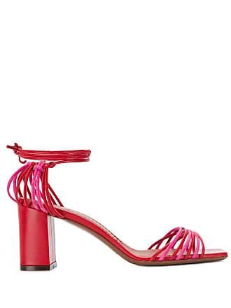 L'autre Chose strappy sandals - Red