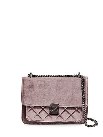 a607fba5b97 KC Jagger Mila Velvet Quilted-Pocket Crossbody Bag