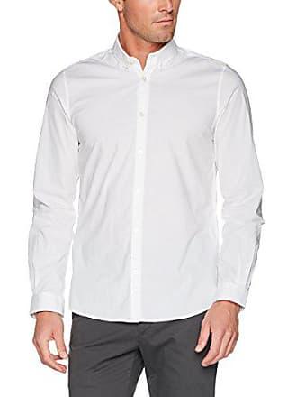 2200c1190dd Camisas Cuello Abotonado Blanco  Compra hasta −32%