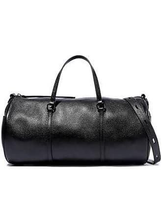 618866ce528b Kara Kara Woman Pebbled-leather Shoulder Bag Black Size