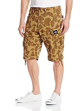G-Star Mens Rovic Loose 1/2 Shorts Toggee, Bastogne AO, 30
