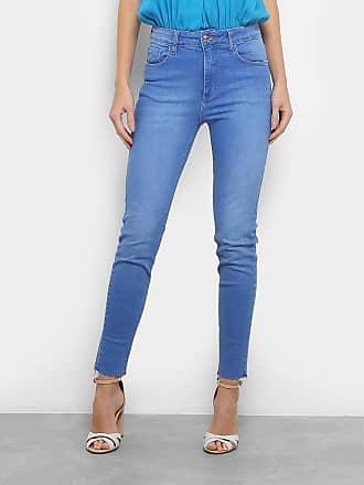 Forum Calça Jeans Skinny Forum Marisa Cintura Alta Feminina - Feminino 84b95c7299f