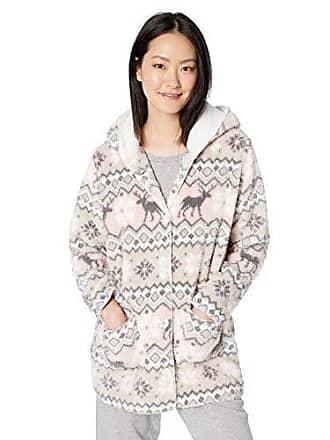 PJ Salvage Womens Cozy Lounge Sweater, Holiday Multi X-Small