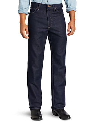 Wrangler Mens Rugged Wear Stretch Jean,Denim,38x30