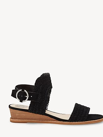 Vince Camuto Womens Raner Low Wedges Black Size 5 Suede From Sole Society