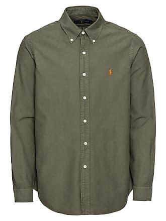 Donkergroen Overhemd.Overhemden Van Ralph Lauren Nu Tot 70 Stylight
