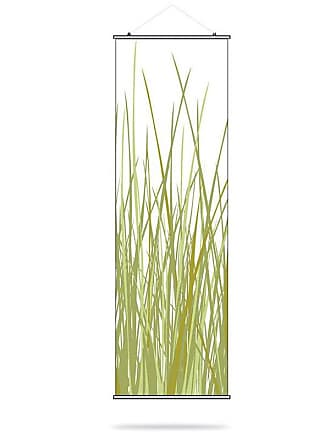 Inhabit Summer Grass Canvas Wall Art - SG_1616C